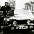 The Living Daylights, latest of the 007 films, has a new face, Timothy Dalton, as Bond, but a familiar name - Aston Martin - on his car.