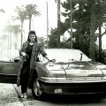 """Jackie Collins on the Reatta: """"It's a car for rock stars on the way up."""""""