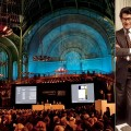 Record  In February the Grand Palais in Paris was the scene of the Christie's sale of the Yves Saint Laurent and Pierre Bergé collection. The proceeds benefited Saint Laurent and Bergé's foundation.
