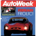 Ferrari Frolic! When the GTO turned 25, the wine flowed for a week.