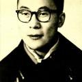 passport photo: His Holiness the Dalai Lama
